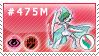 475M - Mega Gallade by Kyu-Dan