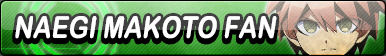 Naegi Makoto Fan Button