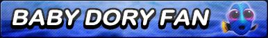 Baby Dory Fan Button