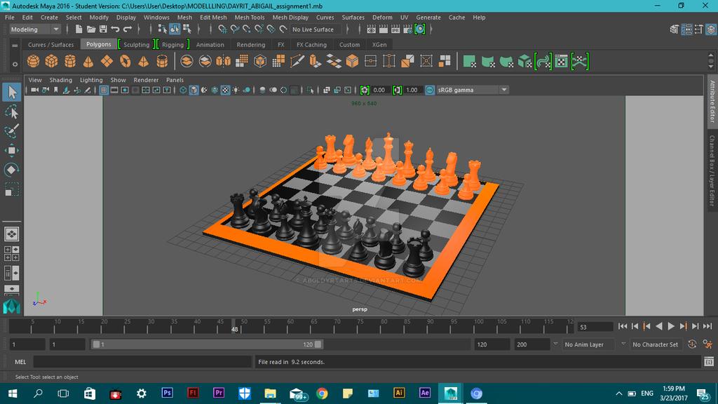 Chess by abbydayrit9