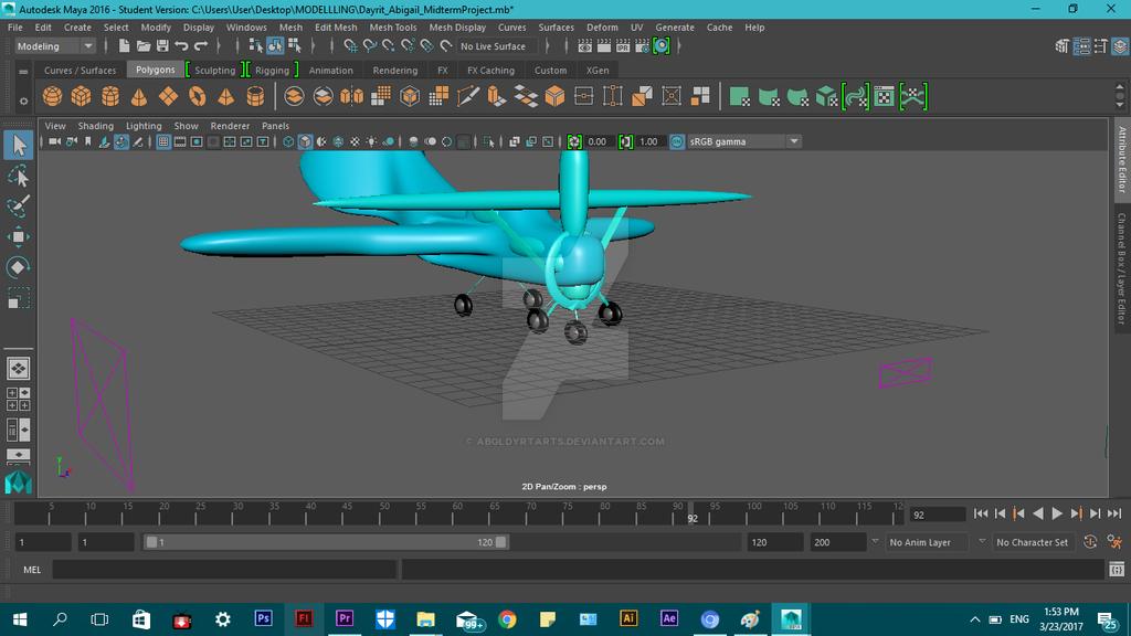 Aircraft by abbydayrit9