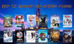 TOP 12 LIVE-ACTION DISNEY FILMS!