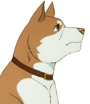Ginga anime render- Concerned Fuji by steeleaddict