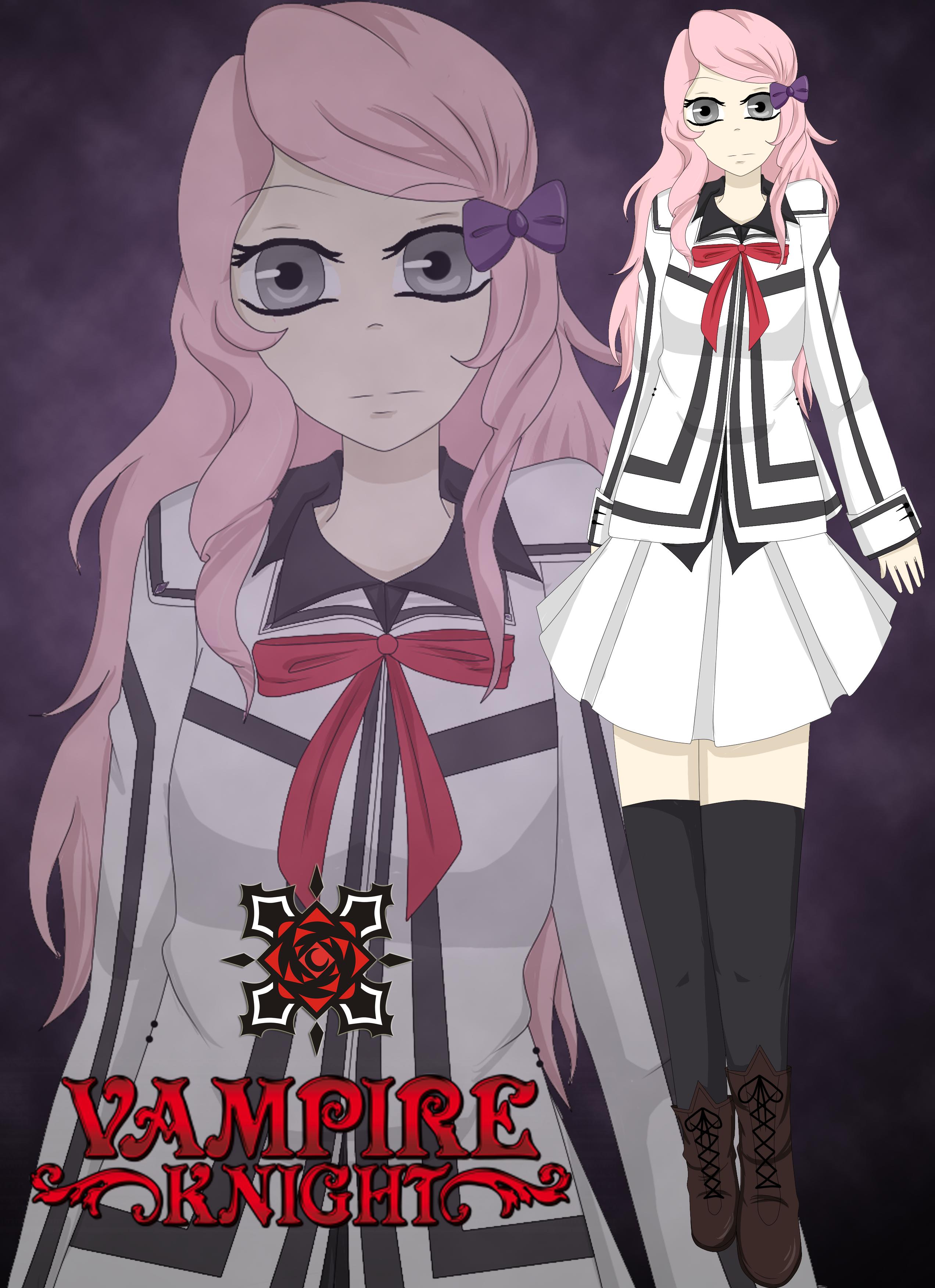 VampireGodesNyx 57 7 Vampire Knight OC BIO Mizushima Kiku By Hanaiiro