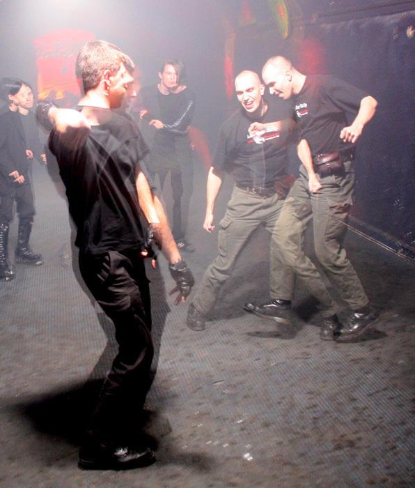 EBM fans by gothpunk