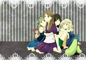 Lady's club by tshuki