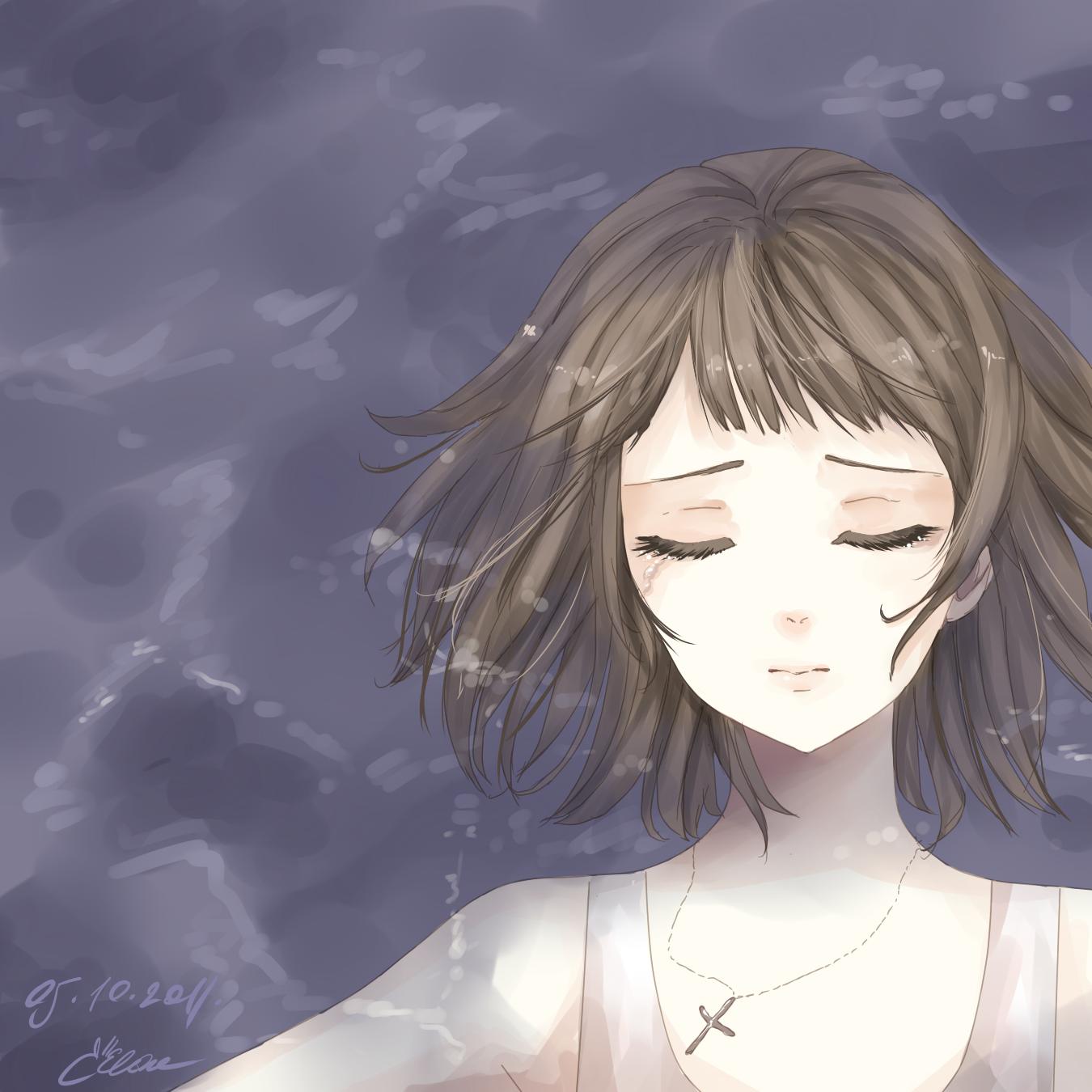 Floating by tshuki