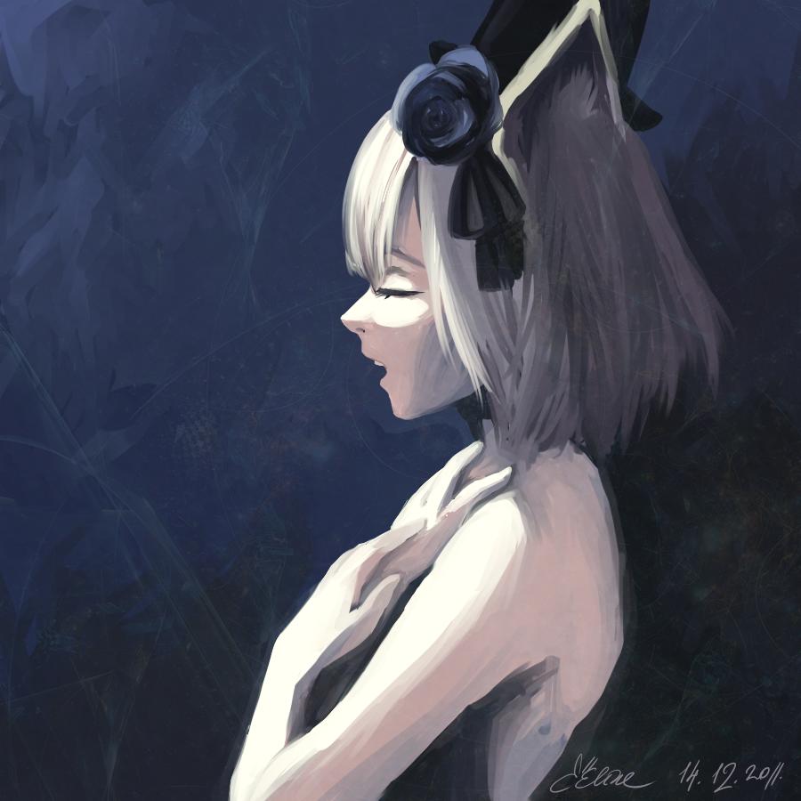 Singer by tshuki