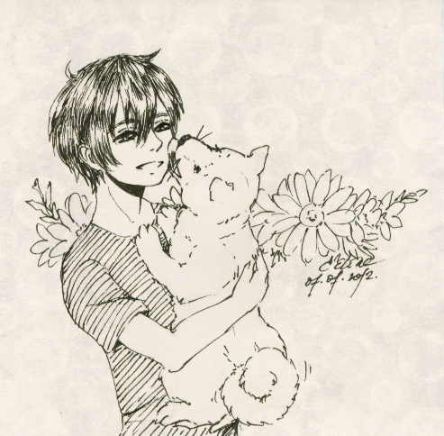 SC: Happy! by tshuki