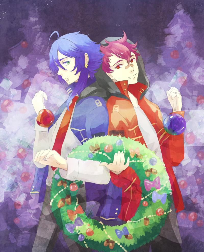 Merry Christmas PAPRpills by tshuki