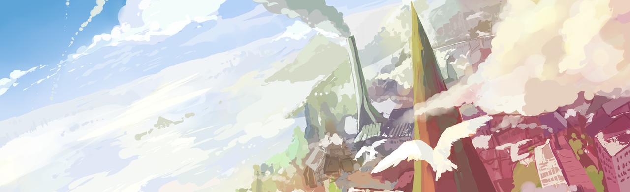 DaF: Adysia from above by tshuki