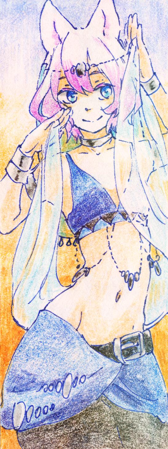 CH: Arabian Ellie by tshuki