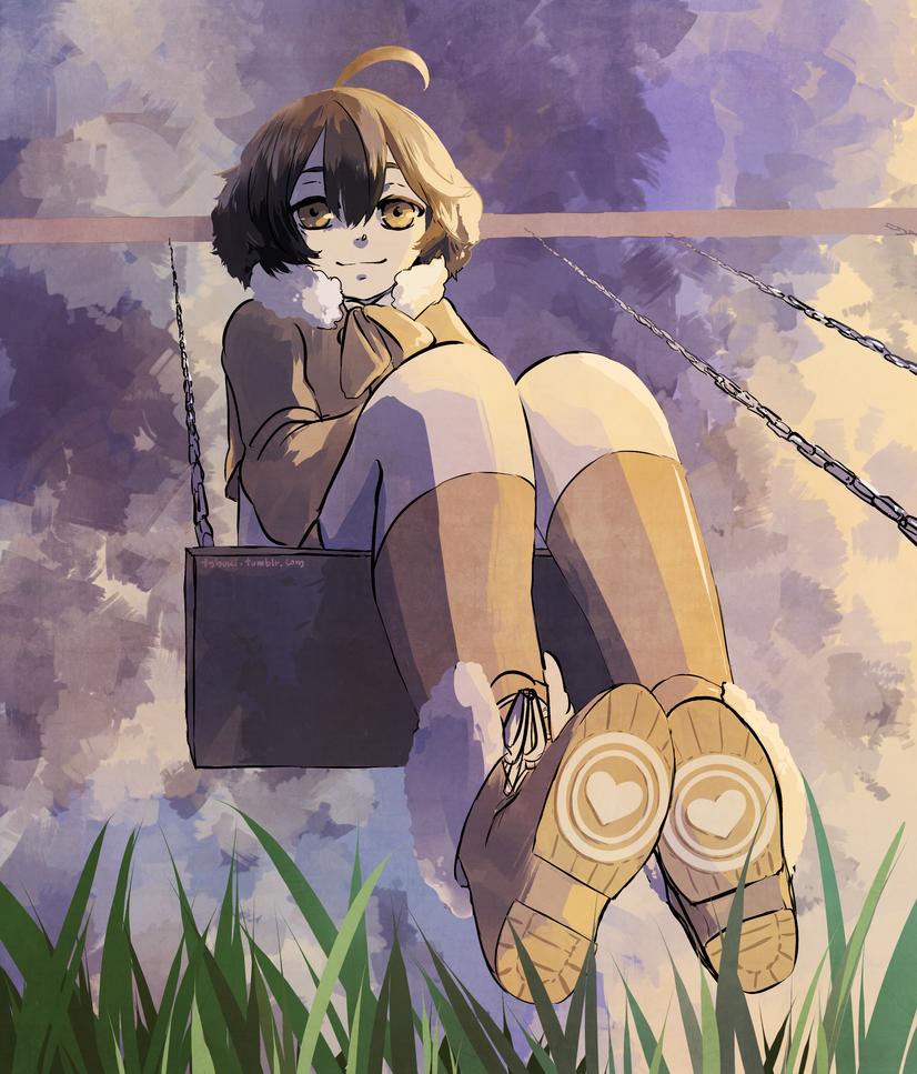 SM: Evening Swings by tshuki