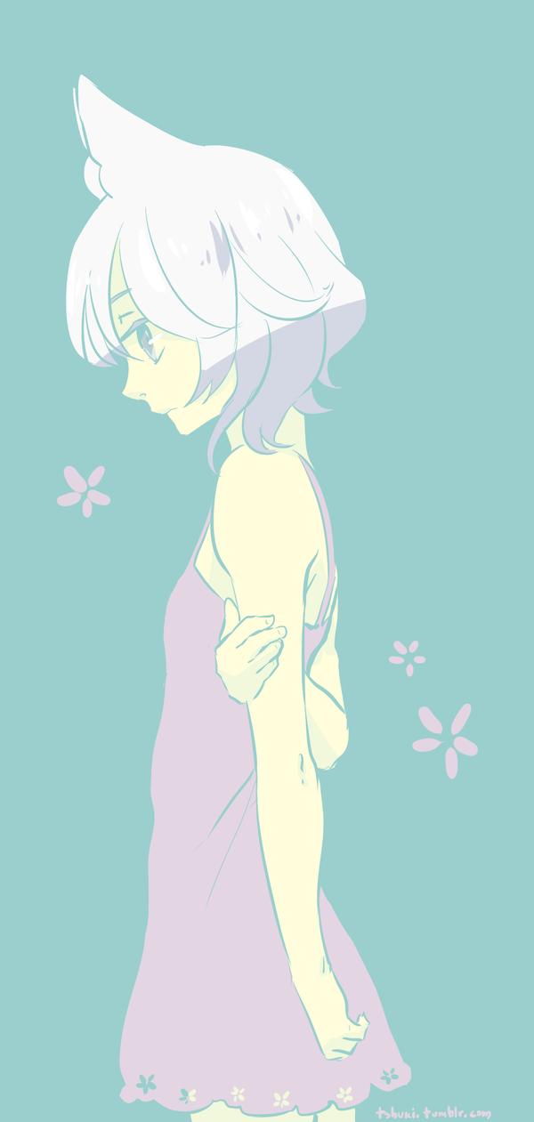 CH: Nightdress by tshuki
