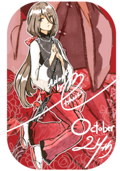 [Set price adoptable] October 24th [OPEN] by tshuki