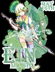 [Auction adopt] Mojito Ein [CLOSED] by tshuki