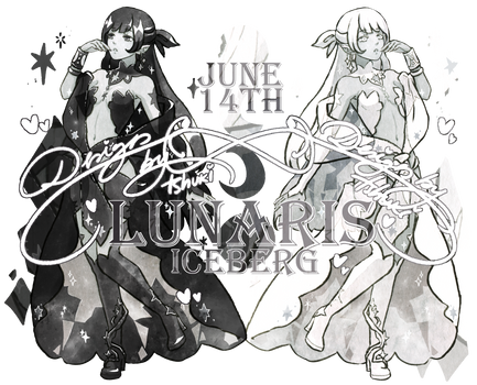 [Set price adoptable] Iceberg Lunaris [OPEN]