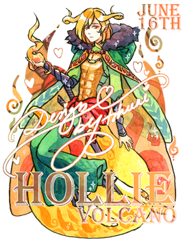 [Set price adopt] Volcano Hollie [OPEN]