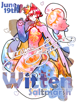[Set price adopt] Saltmarsh Witten [OPEN]