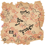 [Adoptable event,August '19] Treasure map [CLOSED]