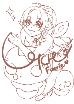 [YCH, Set price] Faerie [OPEN]