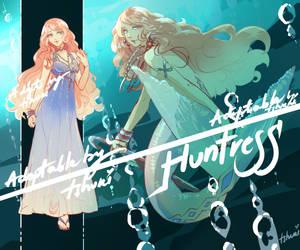 [Adoptable] Huntress [CLOSED]