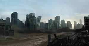 City Ruined 007