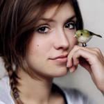 the little bird by LenaCramer