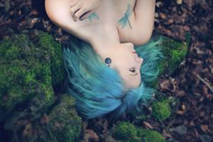 deep blue sea by LenaCramer