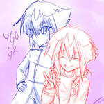 Haou and Juudai