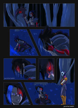 jhin x kayn - kiss part 1