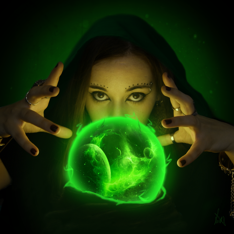 Crystal Ball by Kestya on DeviantArt Crystal Ball Fortune Teller
