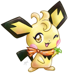 Spring the Pichu