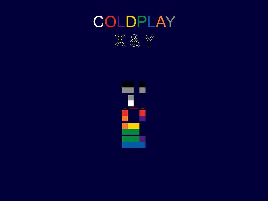 Coldplay X+Y Wallpaper by S-P-I-E-S
