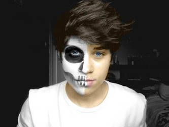 Listo para Halloween :D by iStoryOfMyLife