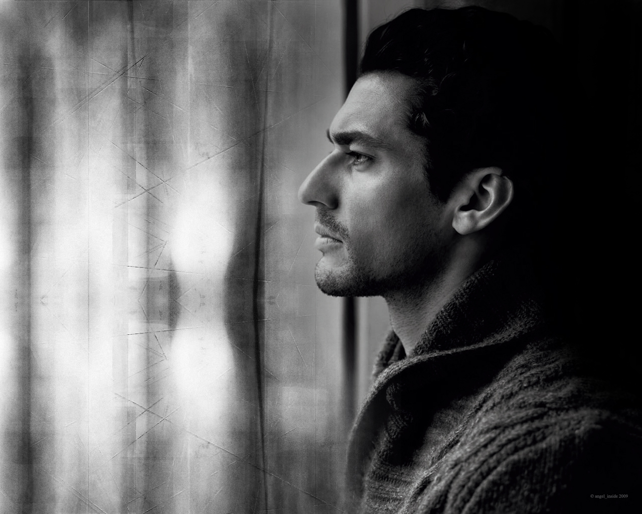 David Gandy by angel-in-side on DeviantArt