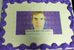 Jacksfilms Birthday Cake! by love4puppi