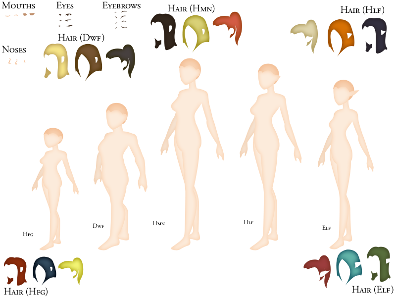 Paperdoll female template by ylden on deviantart paperdoll female template by ylden pronofoot35fo Gallery