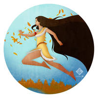 Pocahontas by Ylden