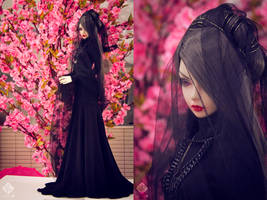 Blossom and Black by Ylden