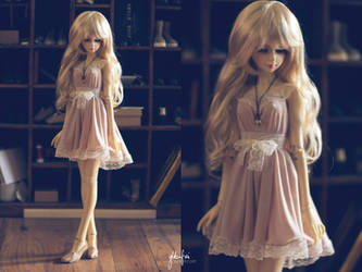 5th Atelier: First Lace by Ylden