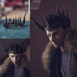 Demon King Crown
