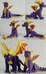 Spyro the Purple Dragon