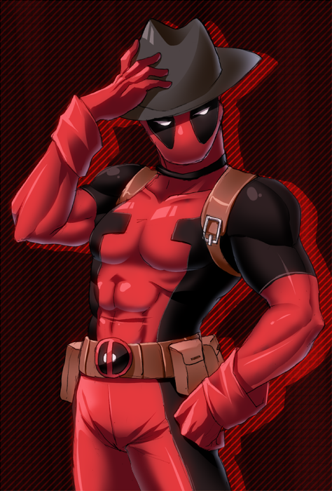 deadpool by norunn8931