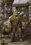 Ork Chef