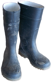 Gum Boots Precut