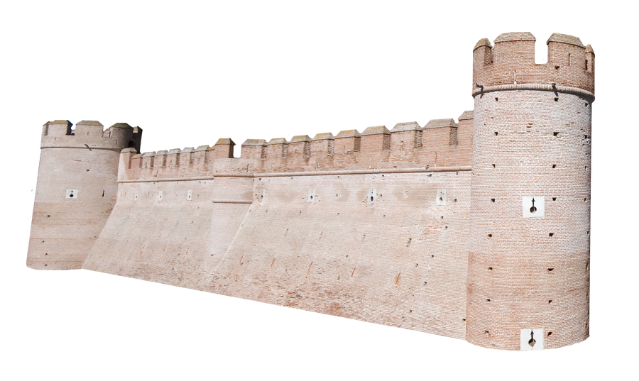 Castle Wall Precut by Stockopedia on DeviantArt