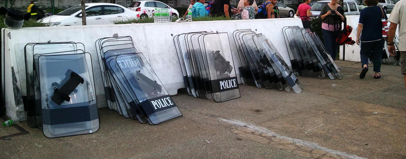 Riot Shields Stock by Stockopedia