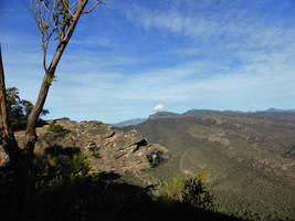 Mountain Cliff Stock 1
