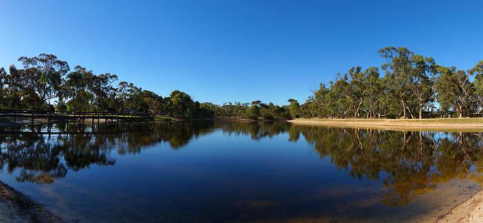 Lake Panorama Stock 1